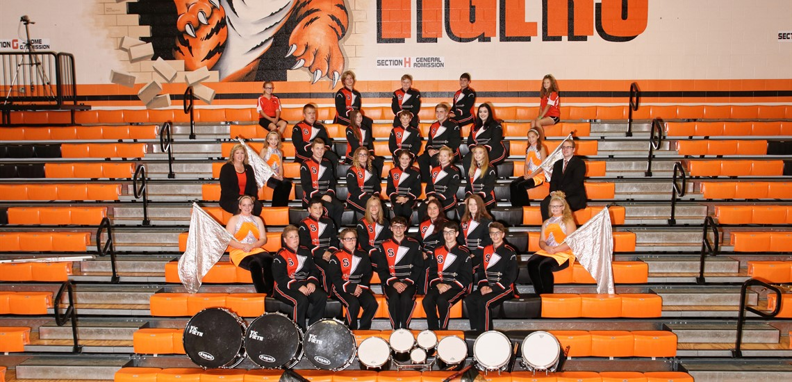 Tiger Marching Band