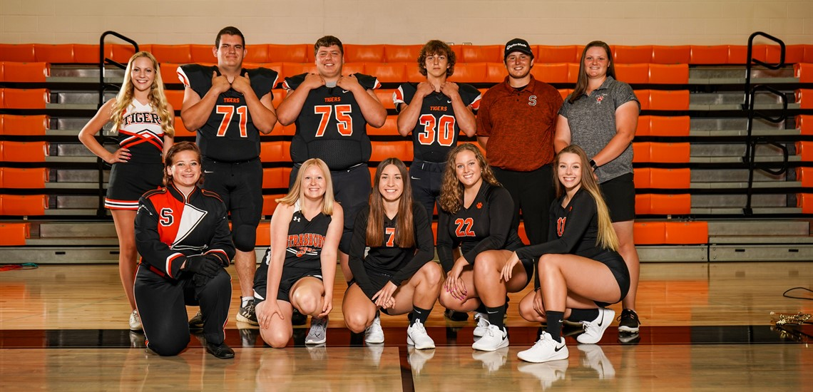 Fall 2019 Senior Athletes