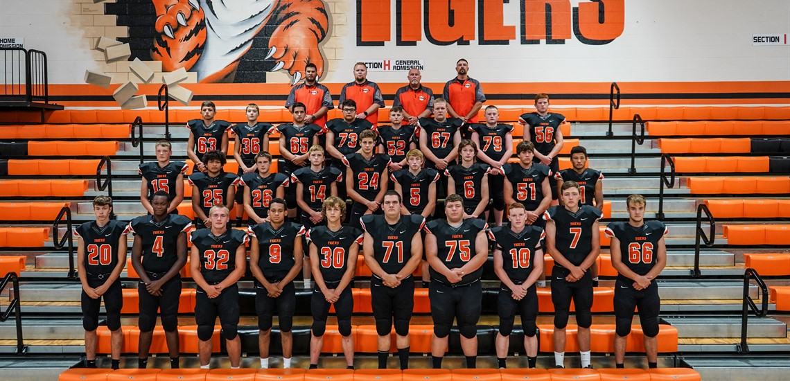 Tiger Football Team