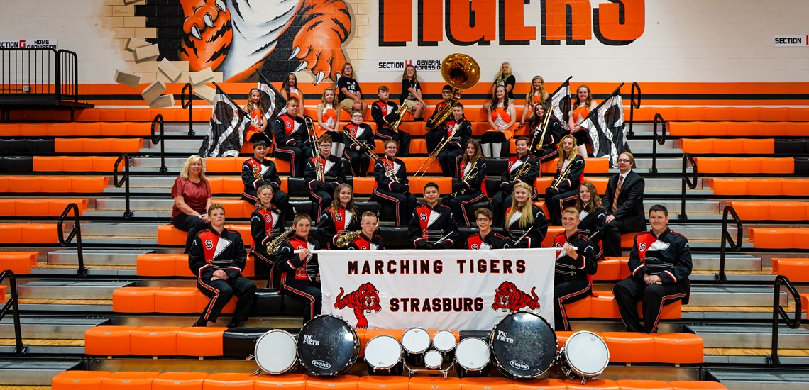 Tigers Marching Band