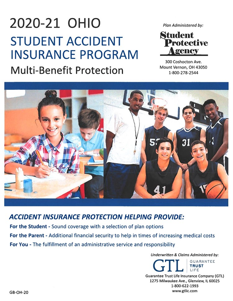 Student Accident Insurance Program